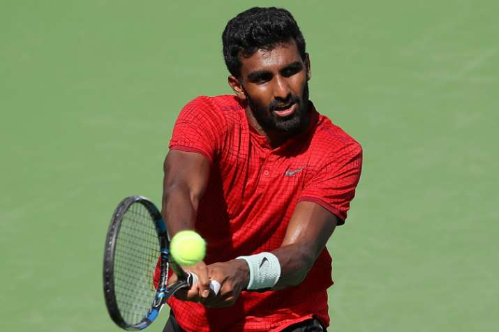 India's depleted Davis Cup squad will bank on the consistency of Prajnesh Gunneswaran.