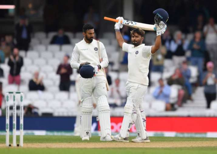 5th Test, Day 5: Rishabh Pant hits maiden ton against England at Oval   Cricket News – India TV