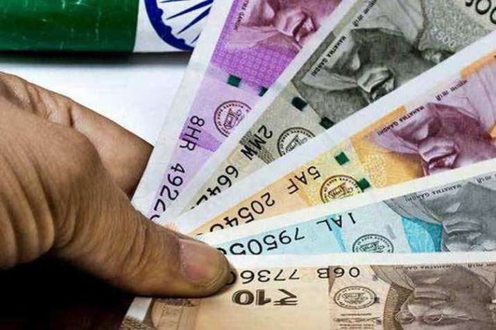 The rupee recovered from all-time low of 71 and