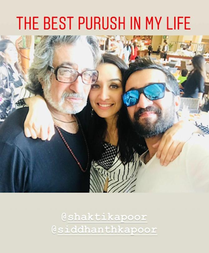 India Tv - Shakti Kapoor Instagram story