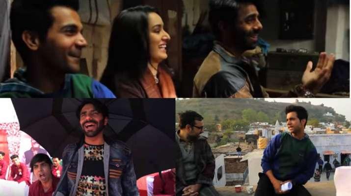 India Tv - Stree making video