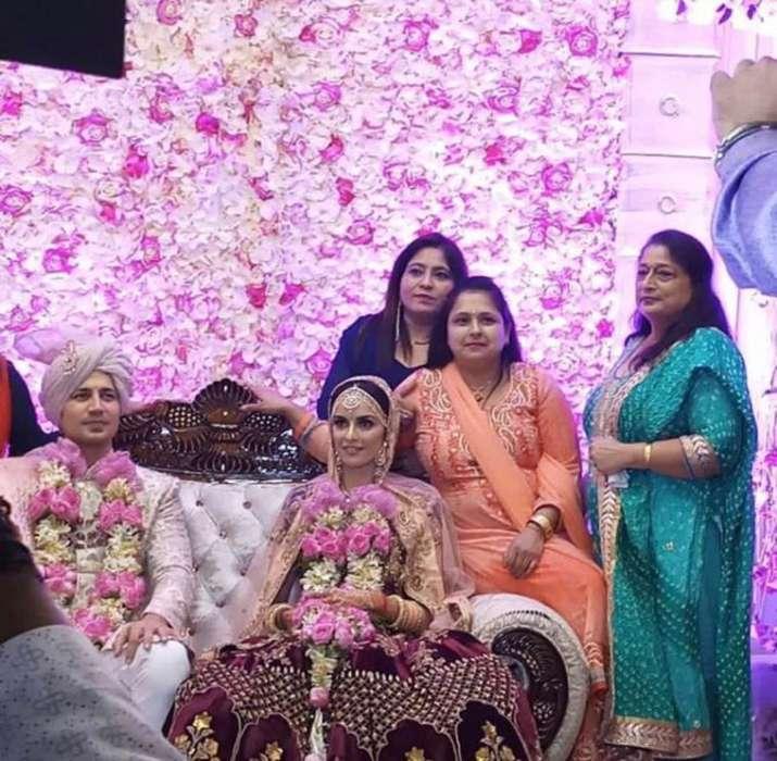 India Tv - Sumeet Vyas marriage