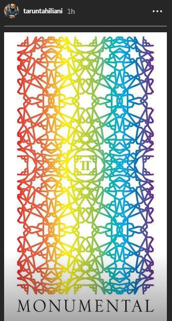 India Tv - From Manish Malhotra to Masaba Gupta, designers share heartfelt posts congratulating LGBTQ community in India