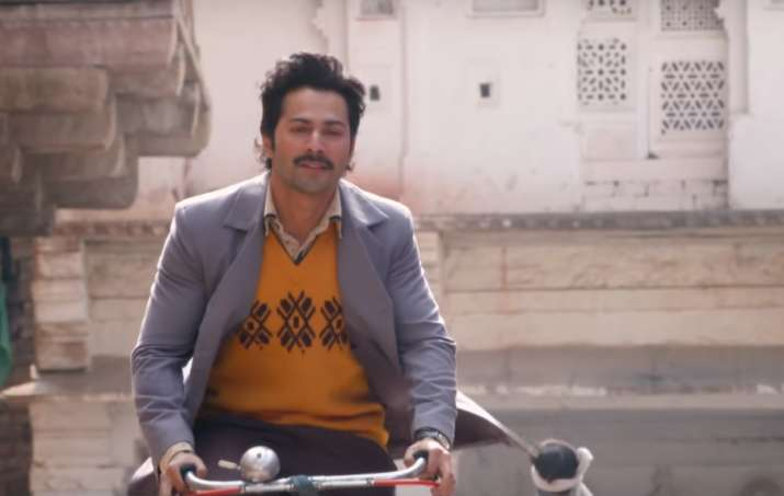 India Tv - Varun Dhawan in Sui Dhaaga