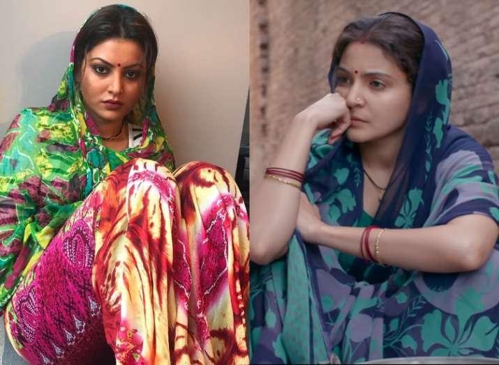 f21cdecdec0 Representative News Image Image Source   INSTAGRAM. Urvashi Rautela dresses  up as Anushka Sharma ...