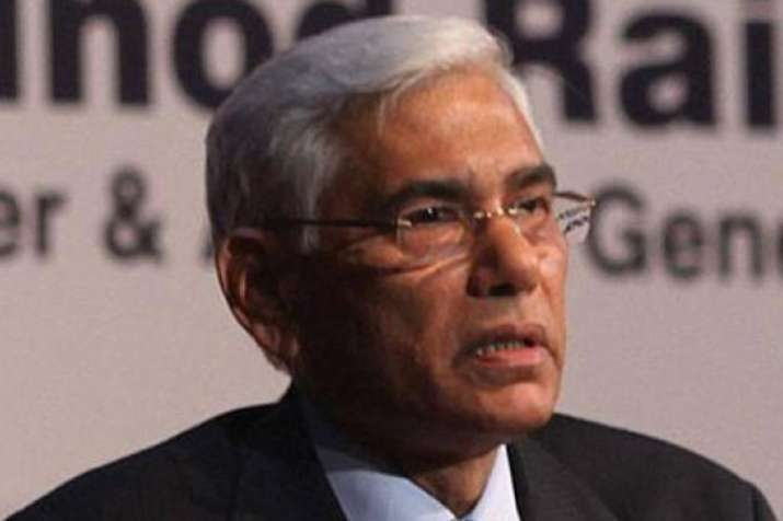 Pakistan should be isolated like it happened with South Africa during apartheid: Vinod Rai