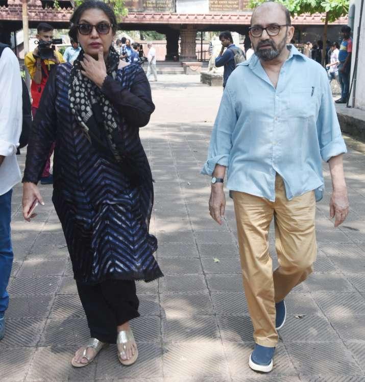 India Tv - Kalpana Lajmi funeral