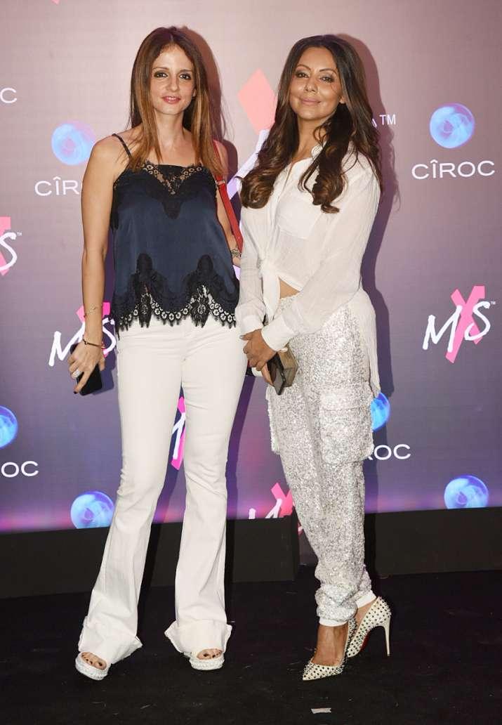 India Tv - Shweta Bachchan Nanda's store launch picture