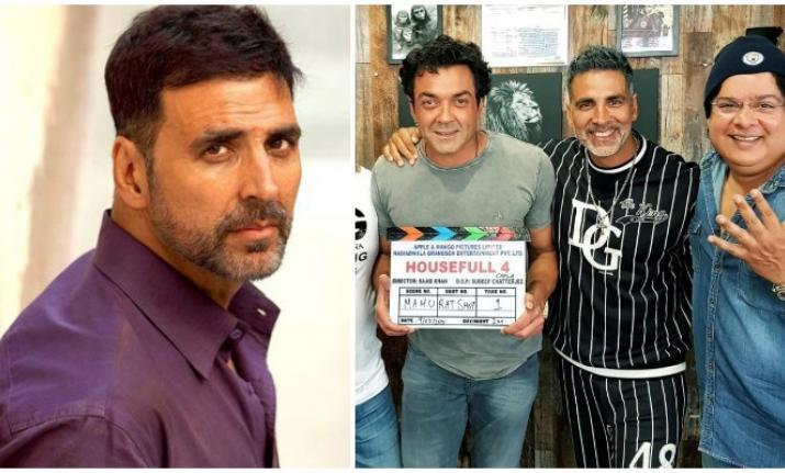 India Tv - Akshay Kumar cancels Housefull 4 shoot