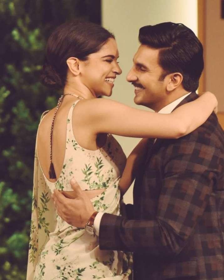 Deepika Padukone and Ranveer Singh's marriage date ...