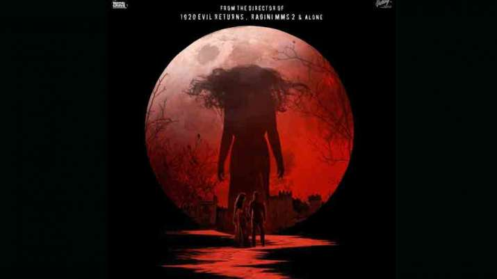 Amavas first look poster: Nargis Fakhri starrer horror film