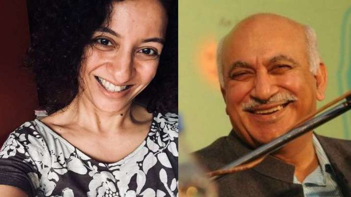 MeToo: MJ Akbar to record his statement against Priya Ramani