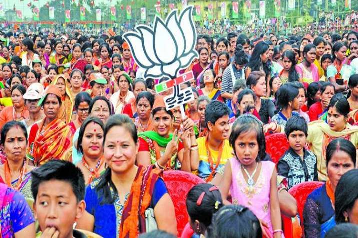 BJP youth wing organising three-day mega summit in Telangana