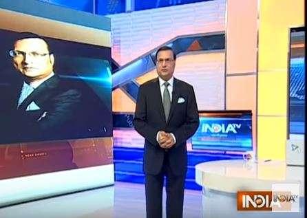 Aaj Ki Baat with Rajat Sharma: Watch Monday-Friday 9 PM on
