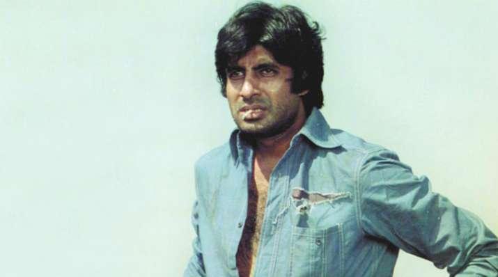 India Tv - Amitabh Bachchan in Deewar