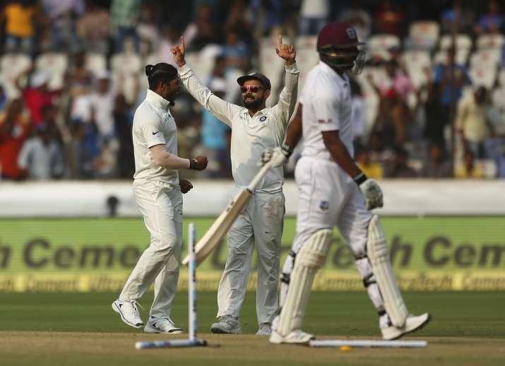 India Tv - 7th successive series win against West Indies