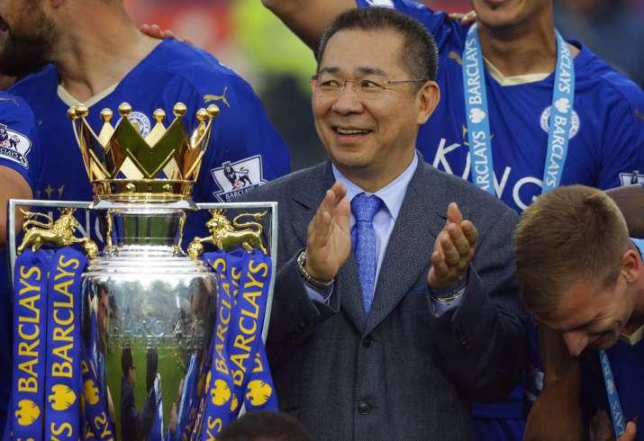 Vichai Srivaddhanaprabha saw Leicester City win the Premier