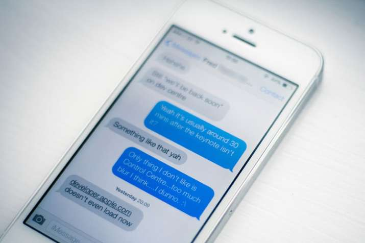 New Apple iOS 12 iMessage feature is merging chats | Technology News