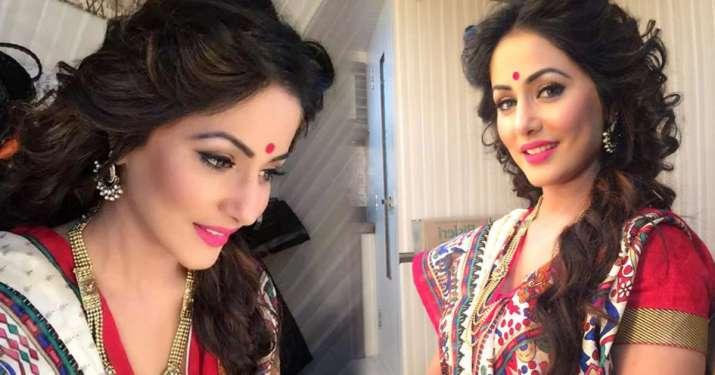 Kasautii Zindagi Kay 2: Hina Khan aka Komolika all set to