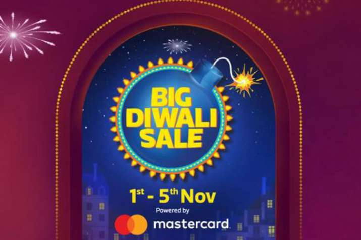 581186e46 Flipkart Big Diwali Sale to start from November 1  Phone and electronics  deals revealed