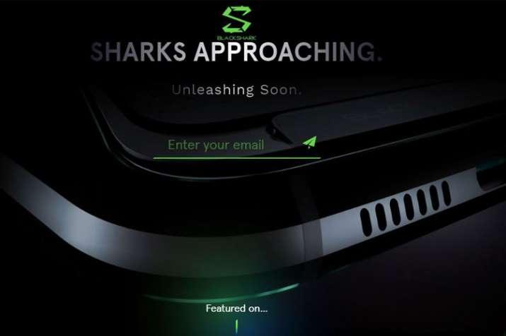 Xiaomi Black Shark Global Website Goes Live International Launch