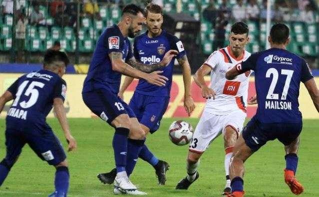 0228c5d3b21 ISL 2018  Chennaiyin FC eye first win of season against NorthEast United