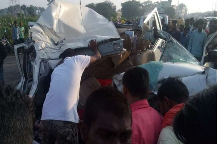 Chhattisgarh: Nine members of family killed, three others