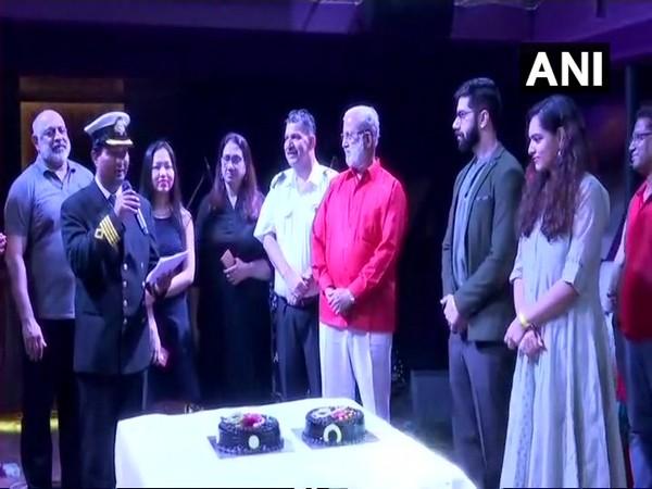 India Tv - Mumbai-based couple says 'I Do' onboard India's first cruise liner 'Angriya'