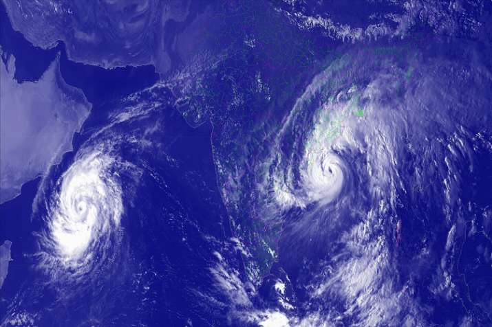 India Tv - cyclone titli odisha
