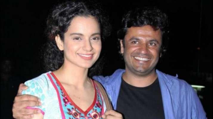 India Tv - Kangana Ranaut and Vikas Bahl