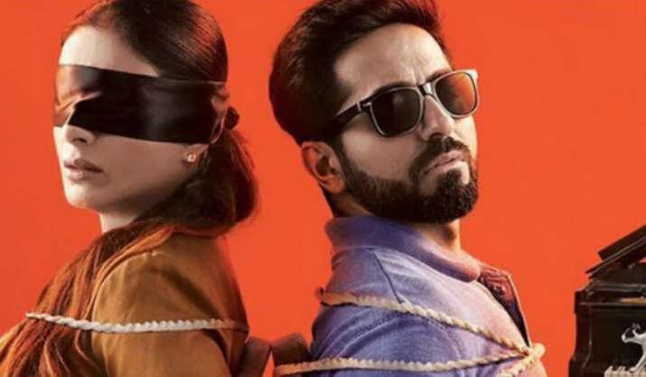 India Tv - AndhaDhun Movie Review: Ayushmann Khurrana, Tabu and Radhika Apte's thriller is truly engaging