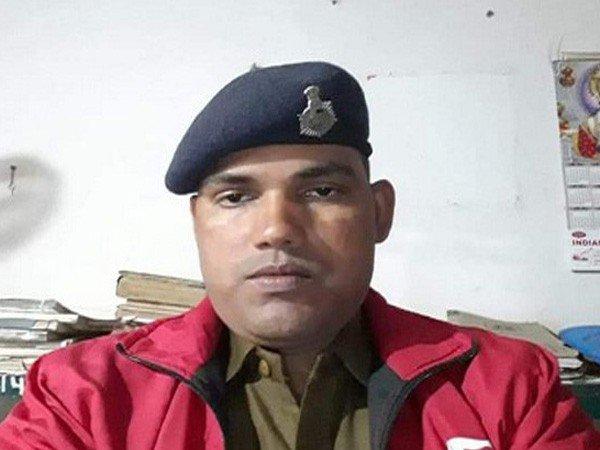 Station House Officer, Ashish Kumar