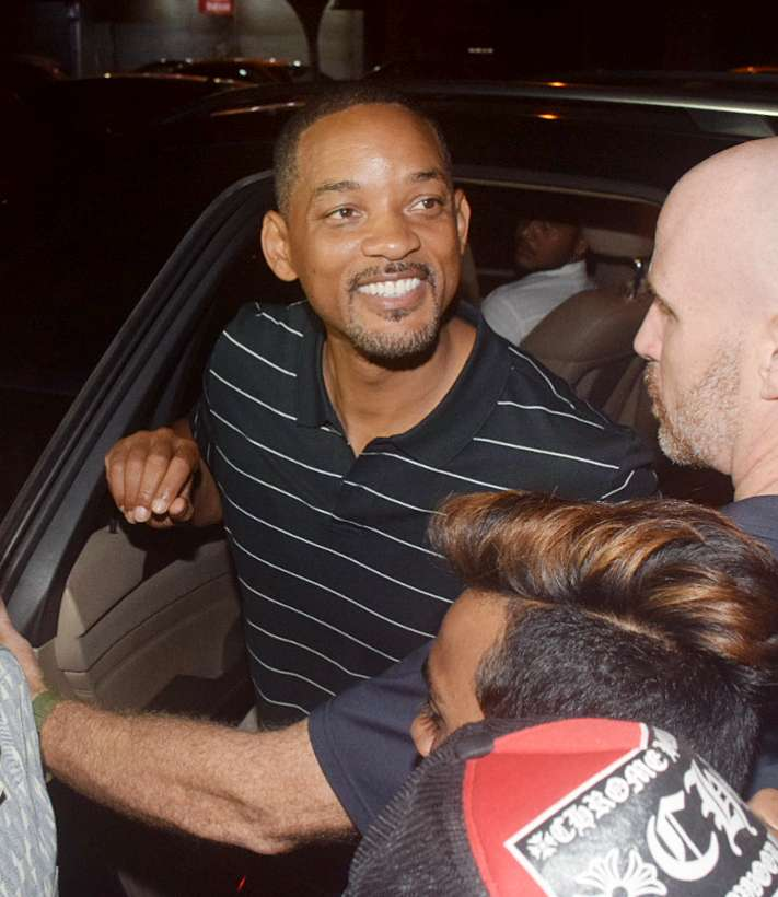 India Tv - Will Smith spotted in Bandra