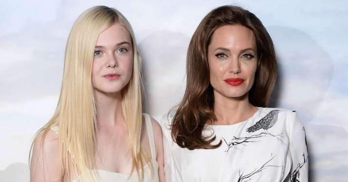 Elle Fanning calls Maleficent 2 co-star Angelina Jolie inspiring