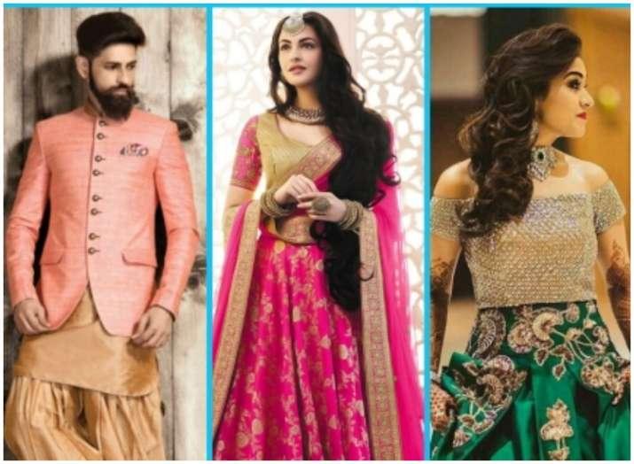 4794b092 Men and women fusion wear trends for festive season | Fashion News ...