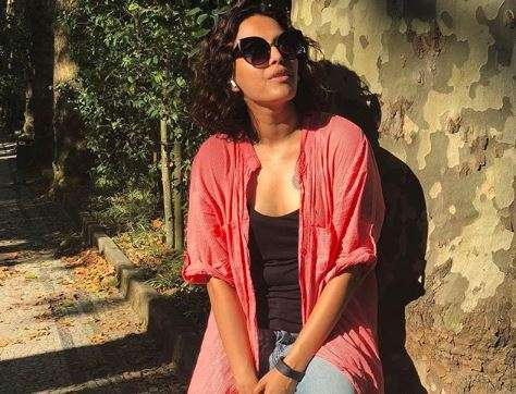 swara bhasker slams MNS over Tanushree Dutta controversy