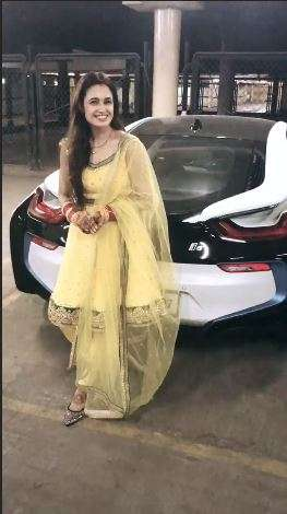 India Tv - Yuvika Chaudhary after marriage