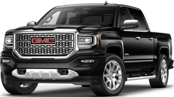 India Tv - Representational image of the GMC Sierra