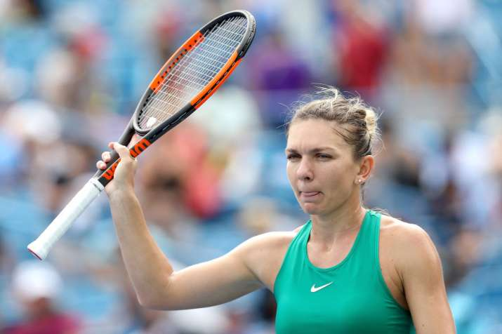 Top Ranked Simona Halep Withdraws From Wta Finals Tennis News