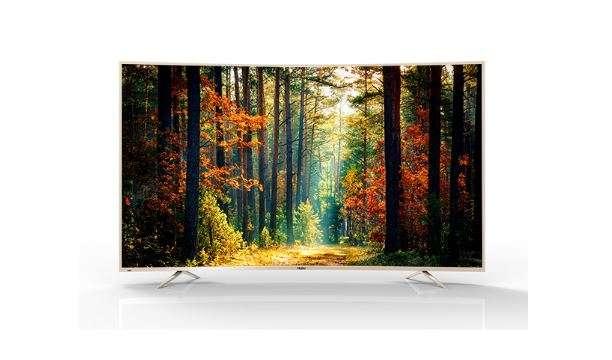 India Tv - Haier Q9800QUAG 4K Curved LED TV