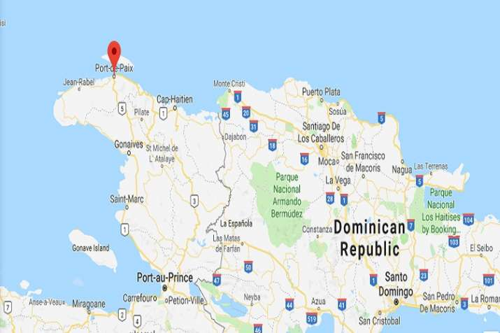 Deadly earthquake of magnitude 5.9 strikes Haiti.