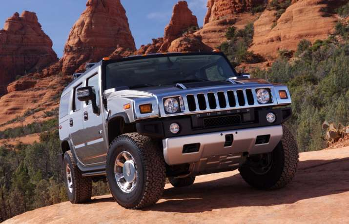 India Tv - Representational Image of the Hummer H2