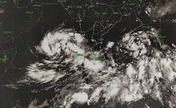 Kerala: Depression over Arabian sea to bring heavy rains,