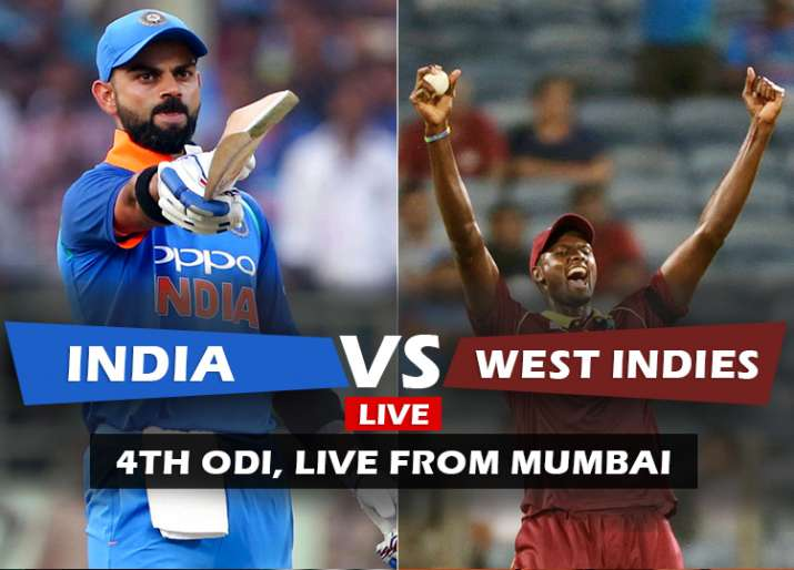 India vs West Indies Cricket Streaming: Watch Ind vs WI ...