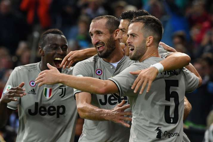 Serie A: Cristiano Ronaldo goal helps Juventus extend ...