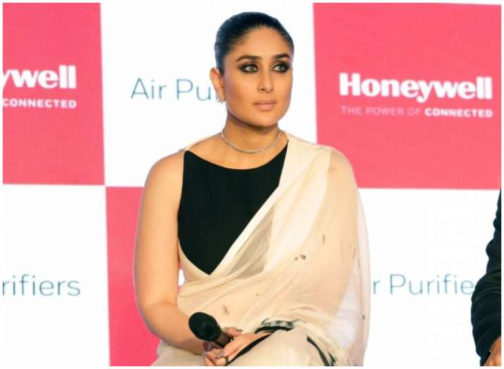 India Tv - Actress and forever style icon Kareena calls health, fitness her top priorities