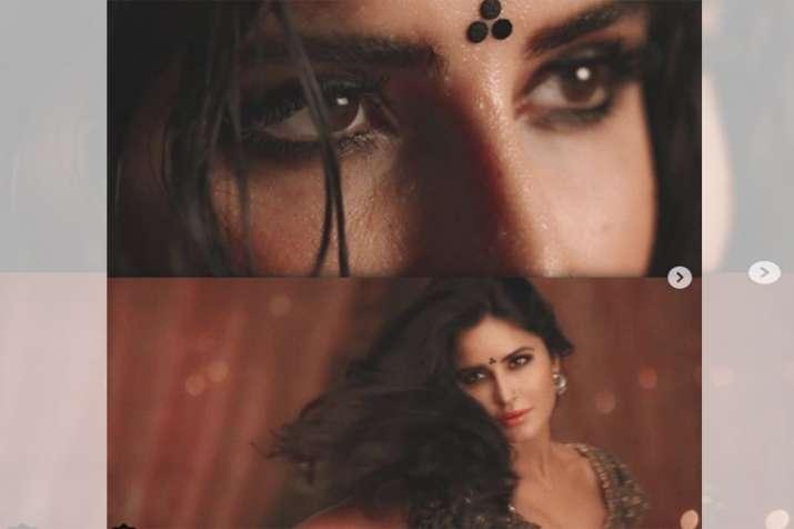 Thugs Of Hindostan: Katrina Kaif's look from Suraiyya song ...