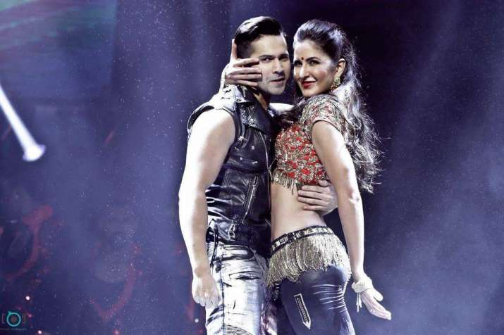 India Tv - Varun Dhawan to accompany Katrina Kaif on Karan Johar's couch