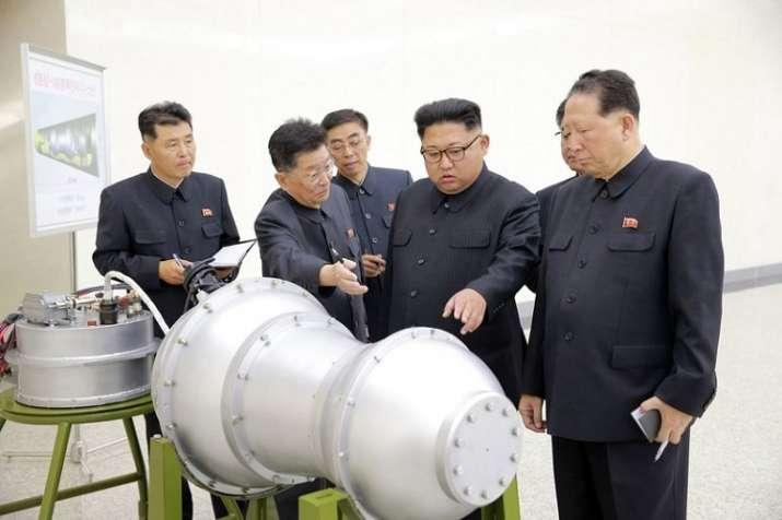 North Korea nuclear facility
