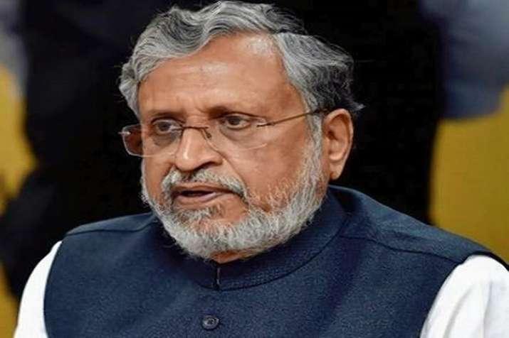 Bihar Deputy Chief MinisterSushilKumarModihas come